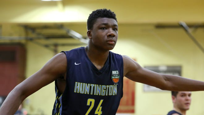 Huntington Prep's Thomas Bryant is latest McDonald's All American to commit to IU.