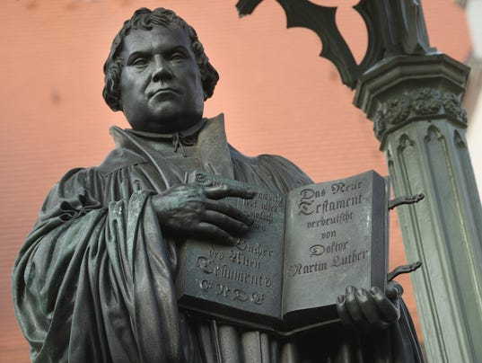 500 Years Since The Reformation: Germany Prepares For Celebrations And Events