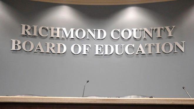 Richmond County Board of Education