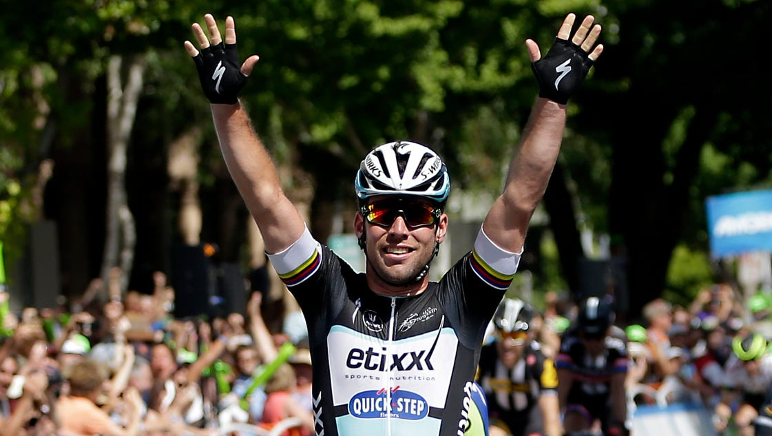Mark Cavendish Tour of California