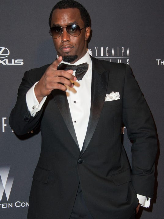 US-ENTERTAINMENT-MUSIC-RAP-DIDDY