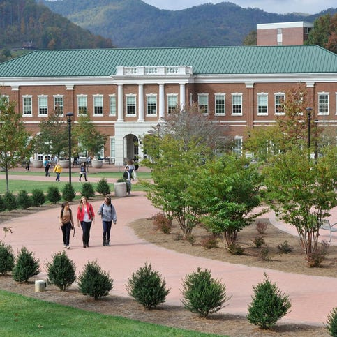 Western Carolina University chancellor search mired in uncertainty