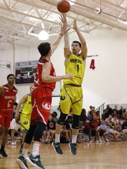 The Moneyball Pro-Am runs June 28 through Aug. 2 at Aim High in Dimondale. Matt McQuaid and the rest of the Spartans are expected to be there.