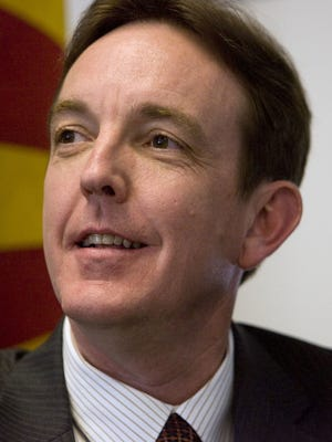 Former Arizona Secretary of State Ken Bennett in 2009.
