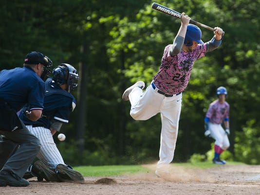 Burlington vs. Colchester Boys Baseball 06/05/15
