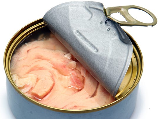 Canned tuna fish is considered America's most beloved staple food.
