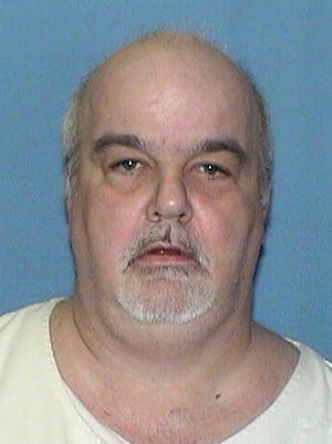 "This undated photo provided by the Illinois Department of Corrections shows Thomas Kokoraleis. Illinois authorities refused Friday, Sept. 29, 2017, to release Kokoraleis, a parole-eligible convicted murderer who is suspected of being part of the notorious ""Ripper Crew"" that brutally killed as many as 20 women in the 1980s, determining that he lacks an approved place to live. Kokoraleis was scheduled to be released on parole after serving 35 years in prison for the 1982 slaying of a suburban Chicago woman."
