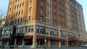 The Retlaw Hotel is posed for a $20 million renovation and plans to open this fall.