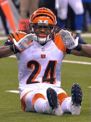 Bengals cornerback Adam Jones
