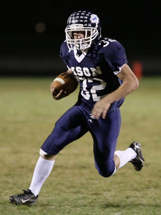 Zach Wichman, secondary
