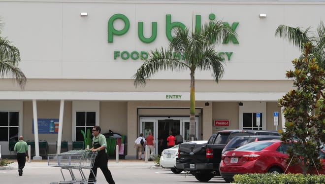 The new Publix-anchored Sky Walk Shopping Center. Gateway, a part of Lee County known for its family-friendly residential feel, is making a name for itself in the workforce. Just in the past year or so: Gartner employs over 1,600 people here and expects to employ 2,300 here by 2022. Alta Resources and Alorica are also large employers in the community. Retail jobs have come to the new Publix-anchored Sky Walk Shopping Center. There is also Fort Myers Brewing Company, the Saucy Meatball, a gym and a new day care, with Skinny Dogz opening in June.
