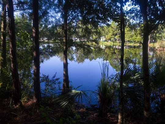 The Unitarian Universalist Church in south Fort Myers has more than 10 acres devoted to nature and gardening.