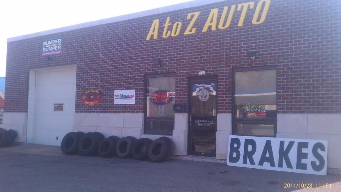 A To Z Auto Repair Now A U Haul Dealer