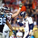 Super Bowl | Peyton Manning leads the Broncos