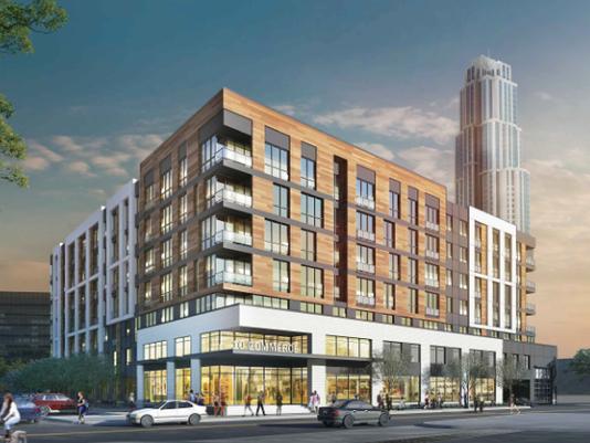 10 Commerce Drive New Rochelle rendering
