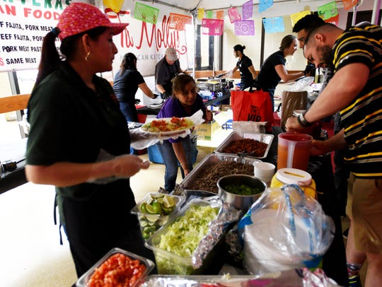 Taco Wars II will be 5 p.m. May 3 on the LSUS campus in Shreveport.
