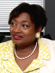 State Sen. Andrea Stewart-Cousins, D-Yonkers, is sponsoring legislation to authorize a $2 billion reconstruction of Yonkers' school. A