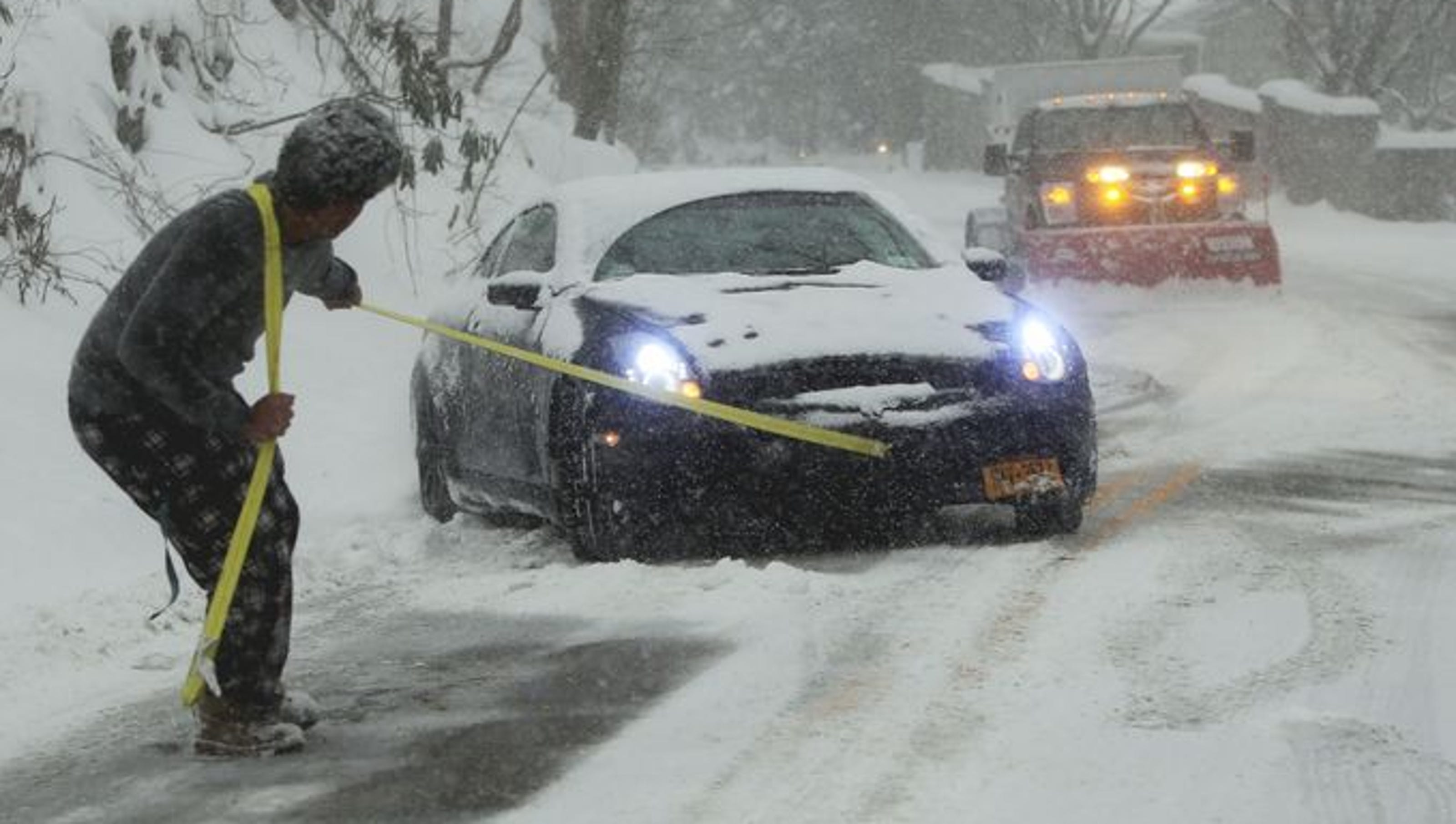 Researcher Number Of Blizzards Doubled In Past 20 Years