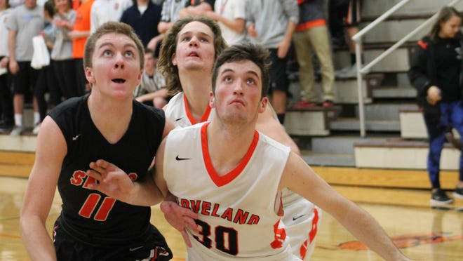 Loveland's Mitch Robinson, shown playing against Anderson last year, was a key member of the 2017 squad.