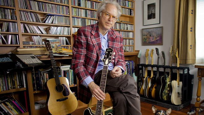 The Bill Frisell Trio performs Sunday at the Peace Center.