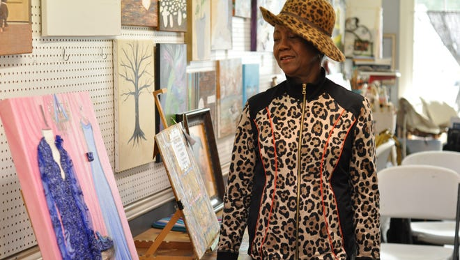Delores Murphy is one of the artists who will exhibit work during the upcoming Kent Plantation House Black History Month Art Exhibit.