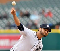 The Tigers on Monday optioned veteran right-hander...