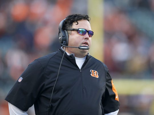 Defensive coordinator Paul Guenther has a new staff