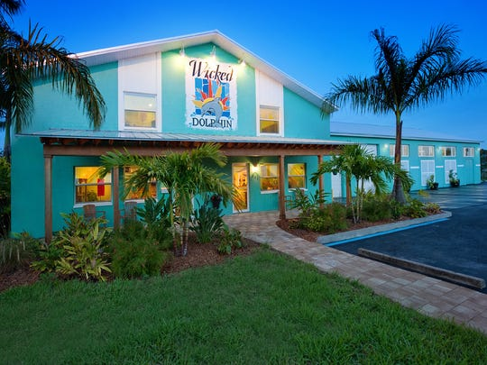 Wicked Dolphin Rum Distillery is the first legal distillery in Florida since prohibition.