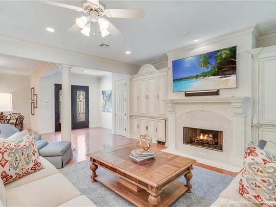 This home at 7717 Creswell Road No. 23 is listed at