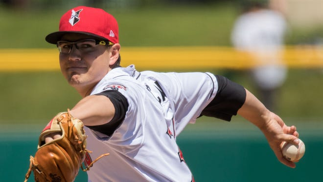 Indianapolis Indians starting pitcher Frank Duncan will represent the Tribe at the Triple-A All-Star game.