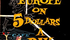 """Europe on 5 Dollars a Day"" was Arthur Frommer's first"