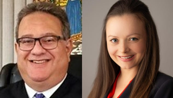 Volusia Circuit Judge Mike Orfinger is facing challenger Anna Handy for the Group 6 bench.