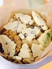 Crooked Tree cookie box
