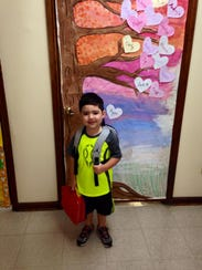 My son Dylan, 4,  loves his class and teachers at Sarah's