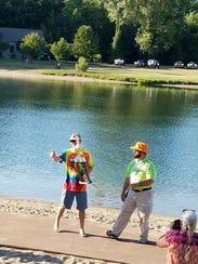 Wisconsin Rapids Aqua Skiers Show Director JT Sachs