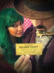 "Theatre on Main presents ""Roald Dahl's Willy Wonka"""