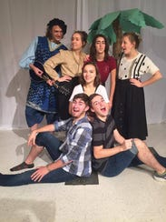 """Plymouth High School says it's presenting a play, """"Seafaring"""