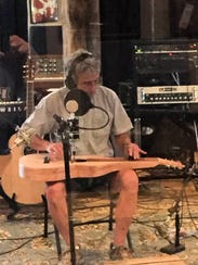 Mark Kashmar is one of the 20 local musicians that