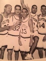 "Lorenzo Castaldo, #32, called Rivera, #33, a ""great"