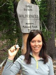 Oregon Parks and Recreation Director Lisa Sumption.