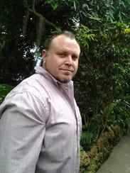 Thomas Grassman, 37, was found shot to death early