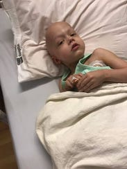Community members are raising funds for five-year-old