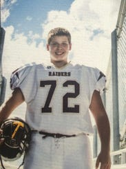 Zachary Polsenberg, 16, died July 10 due to complications