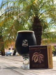Celebrate National Chocolate Day at Side Door Brewing