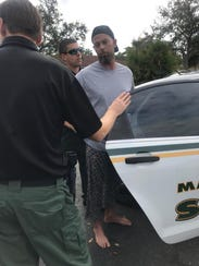 Martin County sheriff's deputies arrest Dylan Frost