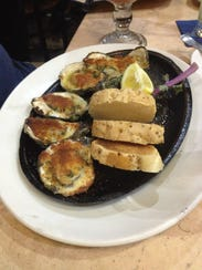Oysters are a must-have item when visiting New Orleans