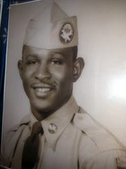 My grandfather, the late, great David Miller