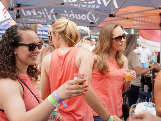 Hop Sauce Festival returned to Beach Haven on Saturday,
