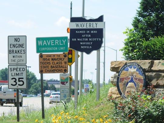 CGO Waverly stock
