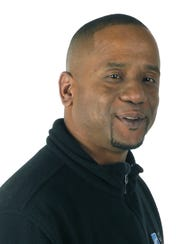 James Johnson, high school sports reporter
